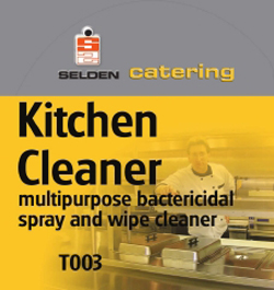 Kitchen Cleaner T003